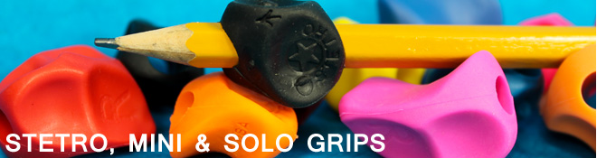 Mini, Solo and Stetro Grips