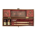 Windsor Prose Wood and Glass Pen and Ink Set by Authentic Models