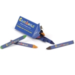 Classy-Kid Triangle Crayons - PRIMARY Colors
