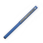 Stowaway Space Pen with Clip - BLUE