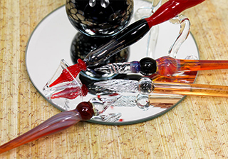 Glass Dipping Pens