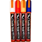 Chalk Ink Wet Wipe Markers - CLASSIC 4-PACK