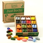 Crayon Rocks Ergonomic Crayons - Box of 64 Crayons