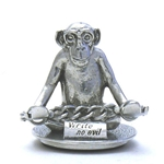 Mini Write No Evil Monkey Pen Holder
