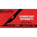Speedball Elementary Alphabet Book