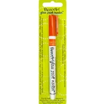DecoArt Glass Paint Marker - ORANGE
