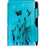 Wellspring Flip Note - NATURAL ELEMENTS BLUE BUTTERFLY