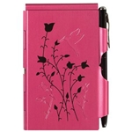 Wellspring Flip Note - NATURAL ELEMENTS RASPBERRY HUMMINGBIRD