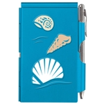 Wellspring Flip Note - COASTAL - SHELLS