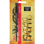 Left-Handed Calligraphy Pen Set by Speedball