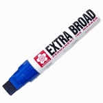 Sakura Extra Broad Permanent Ink Marker - BLUE