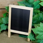 Kickstand Counter Top Chalkboard 6 Inches x 9 Inches