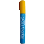 Glass Marker by Chalk Ink - YELLOW 6mm Tip