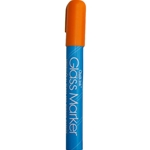 Glass Marker by Chalk Ink - ORANGE 6mm Tip