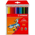 Stabilo Colored Pencils - 18 Pack