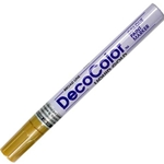 DecoColor Opaque Paint Marker - FINE LINE - GOLD
