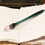 Mercury Glass Dip Pen - EXPERIMENTAL GREEN
