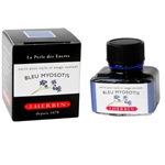 J Herbin Bleu Myosotis - Blue Fountain Pen Ink 30ml