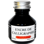 J Herbin Calligraphy Ink - BLACK