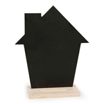 Chalkboard with Base - HOUSE