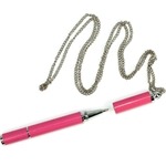 Necklace Pen - PINK