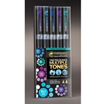 Chameleon Deluxe Alcohol Marker Set - COOL TONES (5-Pieces)