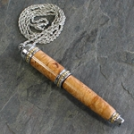 Lanyard Pen Maple Burl