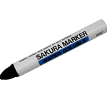 Sakura Industrial Water Soluble Crayon Marker - BLACK